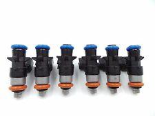 2011-2014 OEM Chrysler dodge jeep ram  3.6 set  Fuel Injectors 0280158233