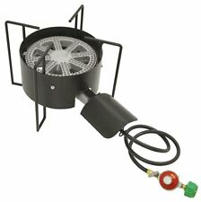 Bayou Classic KAB4 Outdoor Propane Gas High Pressure Banjo Cooker Burner