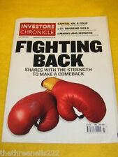 INVESTORS CHRONICLE - OIL & GOLD - JUNE 4 2004