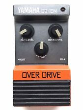 Yamaha OD-10M, Overdrive, Made In Japan, 1980's, Guitar Effect Pedal