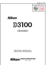 Nikon  D3100  Service Repair Manual