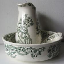 Antica brocca e catino - ceramica - arredamento bagno / toilette - Liberty