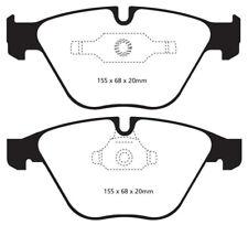 335 xDrive X1 DP31512C EBC Redstuff Ceramic Brake Pad Set Front for BMW 328