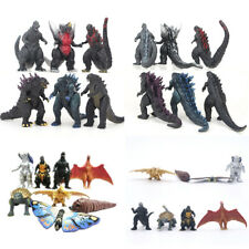 Godzilla 2 King of the Monster Trendmaster Gigan Anguirus Action Figure Set