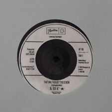 """ABC 'THAT WAS THEN BUT THIS IS NOW' UK 7"""" SINGLE"""