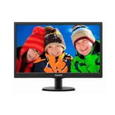 "Monitor Lcd W-led 18.5"" Nero Philips"