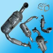 EU5 DPF Dieselpartikelfilter FORD Focus III 1.6 TDCI ECOnetic NGDA NGDB 2012/06-