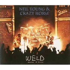 """NEIL YOUNG & CRAZY HORSE """"WELD"""" CD ROCK NEU"""