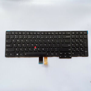New Lenovo ThinkPad T540P W540 W541 T550 P50S L540 US Backlit Keyboard 04Y2465