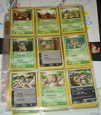 Pokemon Card/Tarjeta 5 SEEDOT, 4 NUZLEAF Cards (FREE S/H in USA)