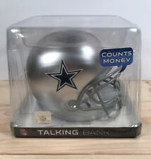 DGL Toys Official NFL Dallas Cowboys Talking Bank Limited Edition