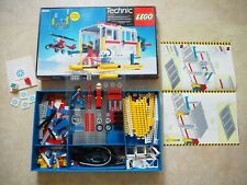 LEGO Technic 8680 Arctic Rescue Base, 100% complete with original plastic tray