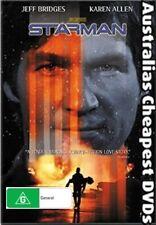 Starman DVD NEW, FREE POSTAGE WITHIN AUSTRALIA REGION ALL