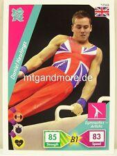 Adrenalyn XL London 2012 - #158 Daniel Keatings - Olympia
