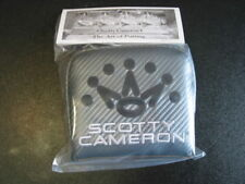 Scotty Cameron 2017 Select Futura 6M Putter Mid Square LH Cover Titleist NIB