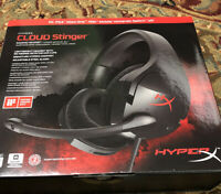 HyperX Cloud Stinger Wired Stereo Gaming Headset for PC, PS4, Xbox One* Nintendo