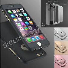 ETUI HOUSSE COQUE 360° FULL PROTECTION ANTI-CHOC IPHONE 5 5S 6 6S 7 7PLUS