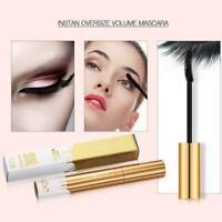 10g Seidenfaser Wimpern Mascara Extension Wasserdichte Wimpern Kosmetik T8O5