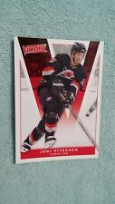 2010-11 Upper Deck Victory  JONI PITKANEN Carolina Hurricanes Card #27