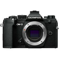 Olympus OM-D E-M5 Mark III Mirrorless Digital Camera (Body Only, Black)