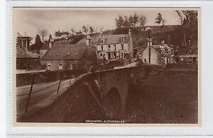 BRIDGEND, AUCHENBLAE: Kincardineshire postcard (C28205)