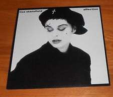 Lisa Stansfield Affection Poster 2-Sided Flat Square 1990 Promo 12x12