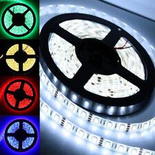 5M 5050 SMD RGB Flexible Streifen LED Lichterketten Muti Farbe 12V 300 LED Lampe