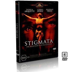 Stigmata DVD : (1999) Original Horror Movie : Brand New (RARE)