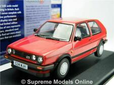CORGI VA13600 VOLKSWAGEN GOLF MK2 GTI MODEL CAR 1:43 VANGUARDS TORNADO RED K8