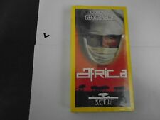 AFRICA - NATIONAL GEOGRAPHIC VHS NEW  727994700821