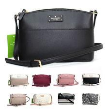 New Kate Spade Millie Grove Street Leather Crossbody Bag Shoulder Handbag NWT