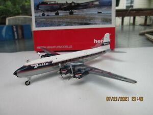 Herpa 200: Delta Airlines DC-6  N1901M   Orig Cls