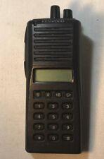 Kenwood TK-380 Version 2 TK380v2 UHF Handheld Radio w/ Full Key Pad *USED AS-IS*