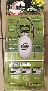 Roundup Multi Purpose 1 Gallon Sprayer New