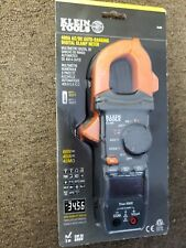 Klein Tools 400 Amp AC/DC Digital Clamp Meter, Auto-Ranging ( CL390 )