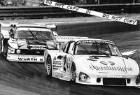9x6 Photograph, Plankenhorn & Ludwig  Porsche 935K3 / Ford Capri   Zolder 1979