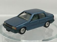 TOMICA TOYOTA COROLLA 1600 SEDÁN  BLUE MADE IN JAPAN 1/43 DANDY Nº 36 no DIAPET