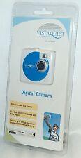 NEW VistaQuest Digital Camera BLUE Portable Travel USB Video VQ-300B spy nano