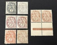 France Early 1900s Collection MH