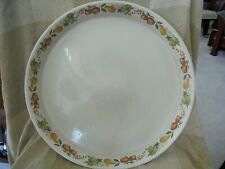 Wedgwood QUINCE large round baking/serving tray
