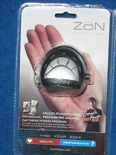 Zon Multifunctional Pedometer With Alarm ZNBK-MFPEDAM, New in Package!