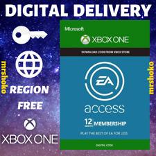 EA Play (EA Access) 12 Month Membership Region Free Key (Xbox One)