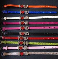 Lotto 10 bracciali glitter One Direction