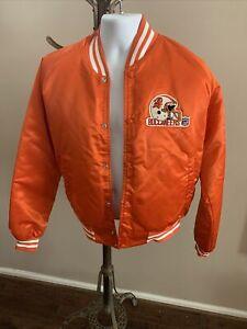 VTG Chalk Line Tampa Bay Buccaneers Satin Starter Jacket L NWT NFL Football 🏈🏆