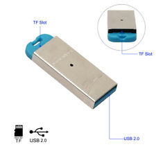 USB2.0 High Speed Memory Card Reader Adapter Micro SD TF T-Flash USB Card Reader