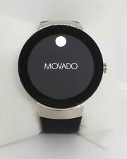 NEW MOVADO CONNECT STAINLESS & RUBBER DIGITAL SMARTWATCH 3660016 $595.00