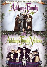 The Addams Family / Addams Family Values (DVD,1996)