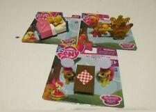 My Little Pony - Apple Family Collectible Figures - Applejack & Big Mcintosh