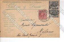 80522 VERCELLI CITTÀ 1925 GIULIANO DAVITE VINO FERNET LIQUORE BITTER AMARO CREMA