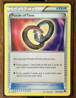 Pokemon Card  PUZZLE OF TIME  TRAINER  BREAKPOINT  109/122  ***MINT***